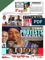 Wednesday, January 15, 2014 Edition