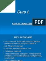 Curs 1b endocrinologie prolactinoame