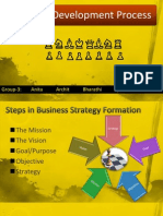 Developing Business Strategy