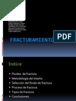Fracturamiento Final
