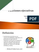 Funciones ejecutivas (modelos)