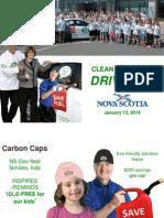 Eco Kings Action Team - CARBON CAPS, Jan. 14, 2014