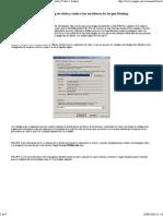 Tutorial de Configuracion de Streaming de Video Windows Media Encoder