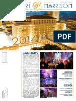 Fort Harrison Hotel Newsletter Jan 14