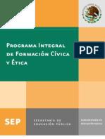 pifcye programa integral de formacion civica y etica