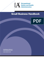 OSHA Small Business Handbook
