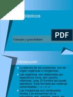 La Polimerizacion-1ra. Clase