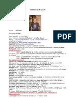 CV clasic