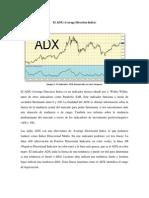 Adx y Oscilador