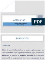 APRAXIAS Clase Enero
