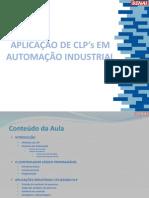 APLICAÇÃO DE CLP'S EM AUTOMAÇÃO INDUSTRIAL