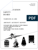 101445377 Ntsb Report Airline Jet Impact With Swamp