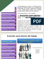 2 - 2 Evolución socio-técnica del trabajo