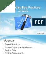 iOS Coding Best Practices