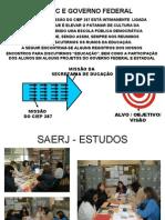 Seeduc e Governo Federal 2009