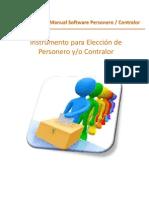 Manual Personeria