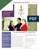 TPI Annual Report