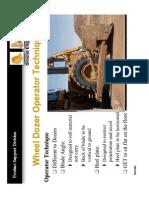 GET Operator Technices Tractor de Ruedas