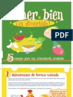 Comer Bien Es Divertido PDF