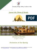 Savour the Charm of Kerala
