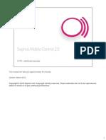 C170 Sophos Mobile Control Tech Overview