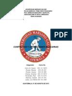 Contratos y Operaciones Bancarias en Guatemala