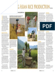 Rice Today Vol. 13, No. 1 Modernizing Asian Rice Production