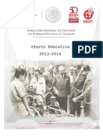 Oferta Educativa 2013-2014