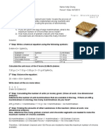 activity - smore stoichiometry 1112