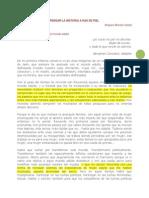 Pensar La Historia a Ras de Piel - Amparo Moreno Sarda