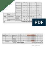3 year Plan matrix