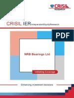 CRISIL Research NRB Bearings