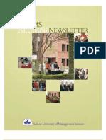 LUMS Alumni Newsletter 2009