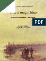 Natalia Ter-Grigorian de Demianiuk - Ararat Enigmático