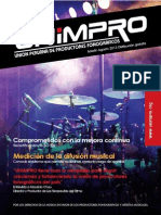 Revista Unimpro Agosto 2013