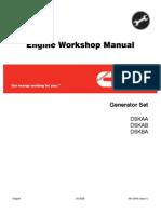 Manual de Servicio Motor