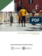 Avanzando hacia un desarrollo local integral y participativo