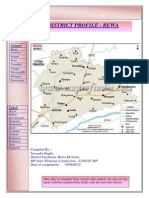 District Profile Rewa