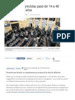 Salarios de Congresistas - Noticias de Justicia en Colombia - ELTIEMPO