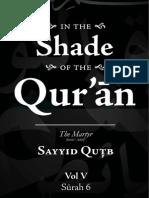 Volume 5 Surah 6