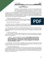 Rule 35 - Summary Jdgmnts
