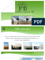 IMD Horticulture Systems