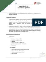 PRÁCTICA 03 EQUILIBRIO QUÍMICO