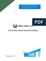 MBE EWB Ltd - Ash Handling Technologies