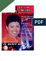 Revista Escucha Negro 1 PDF Director Leoncio Mariscal espinel