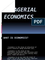 managerialeconomics--basics