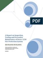 NOVEC Testing Report
