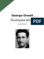 George Orwell - Životinjska farma (seminar)