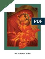 traumdeutung jungfrau maria mit messer