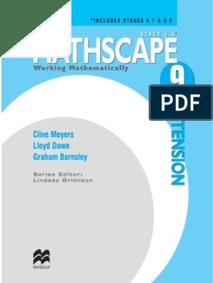 Mathscape 9 Extention Pdf Significant Figures Fraction Mathematics
